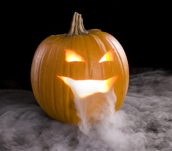 Pumpkin Carving Ideas Science: Dry Ice Projects, Experiments & Ideas